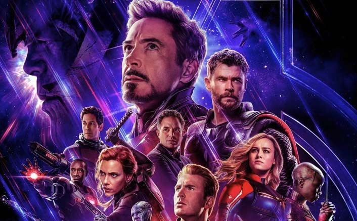 Box Office - Avengers: Endgame enters 300 Crore Club, is the first Hollywood film to achieve this feat in India