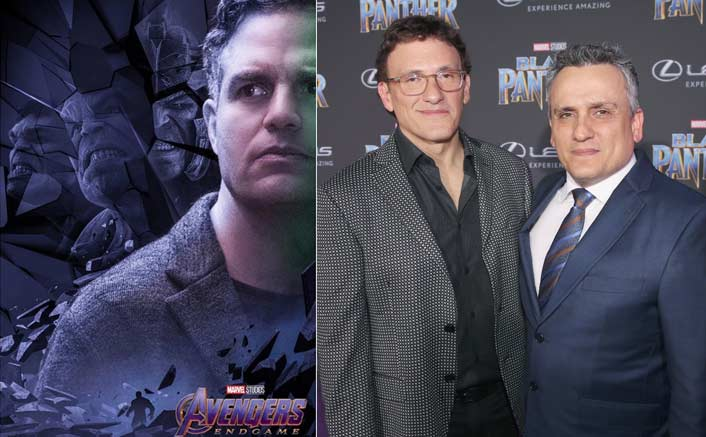 """Avengers: Endgame: Russo Brothers REVEAL The Mantra Behind The Billion Dollar Success - """"We Like To Tease Fans""""!"""