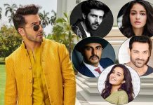 B-Town celebs wish 'amazing actor' Varun on birthday
