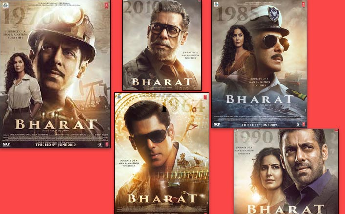 Salman Khan's Bharat Posters On 'How's The Hype?': BLOCKBUSTER Or Lackluster?