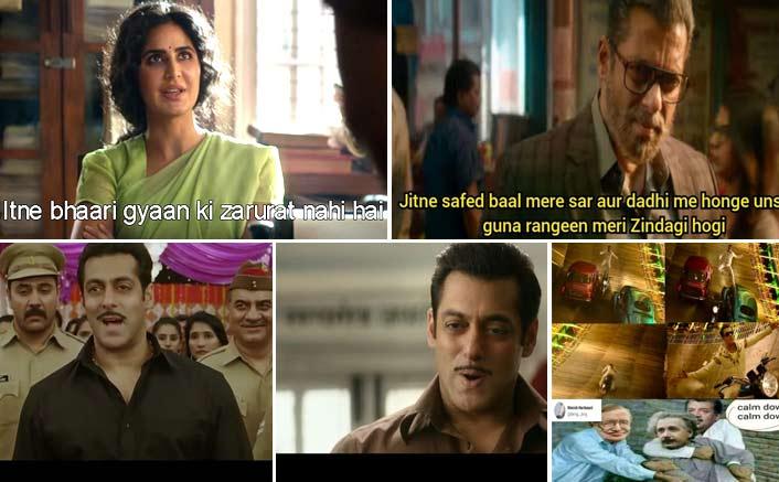 Bharat: This Viral Memes On Salman Khan & Katrina Kaif Are As Entertaining As Its Trailer!