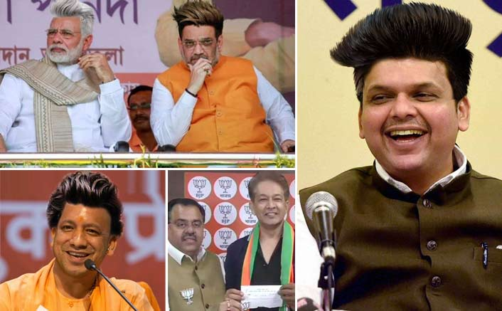 BJP Leaders Get New Hairstyles As Javed Habib Enters The Ruling Party, Tweets Will Make Your Day