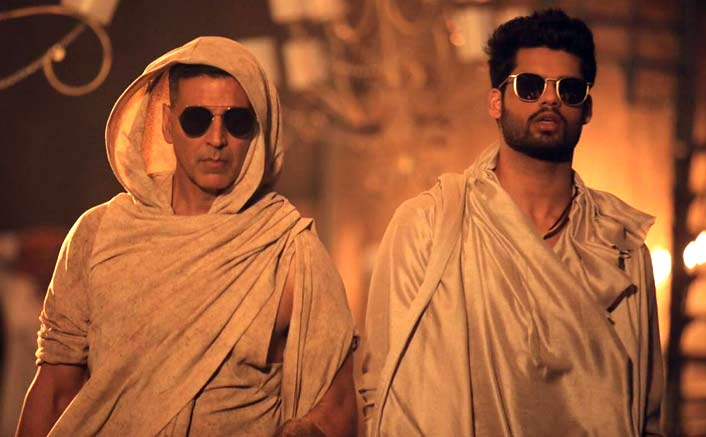 Blank: Are Y'All Excited To See Akshay Kumar In A Peppy Number With Karan Kapadia? IT'S HAPPENING!