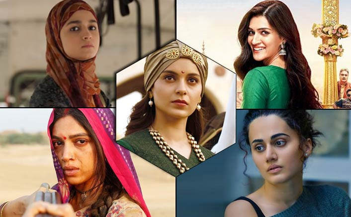 From Kangana Ranaut To Taapsee Pannu, Actresses That Made A Difference With Their Performances In 2019's 1st Quarter