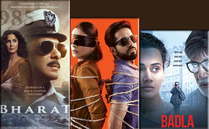 From Bharat To Badla – Bollywood Witnesses A Trend With Successful Foreign Adaptations
