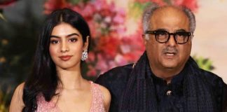Boney Kapoor has curfew time for Khushi