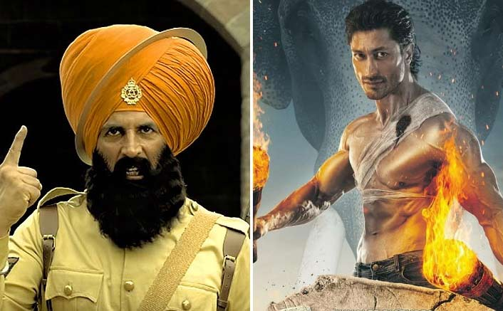 Box Office - Akshay Kumar's Kesari grows on Saturday, Junglee stays dull