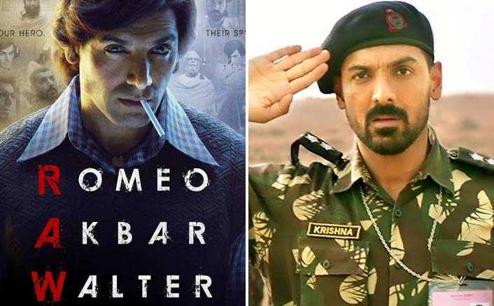 Box Office - John Abraham's Romeo Akbar Walter scores a better weekend than his Parmanu - The Pokhran Story