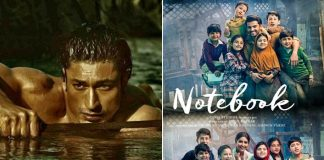 Box Office - Junglee has a fair first week, Notebook is out