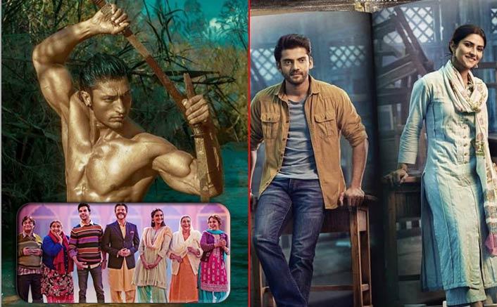 Box Office - Junglee has similar weekend as Ek Ladki Ko Dekha Toh Aisa Laga, Notebook flops