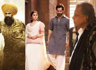 Box Office - Kalank crosses 50 crores after 4 days, The Tashkent Files jumps, Kesari maintain footfalls