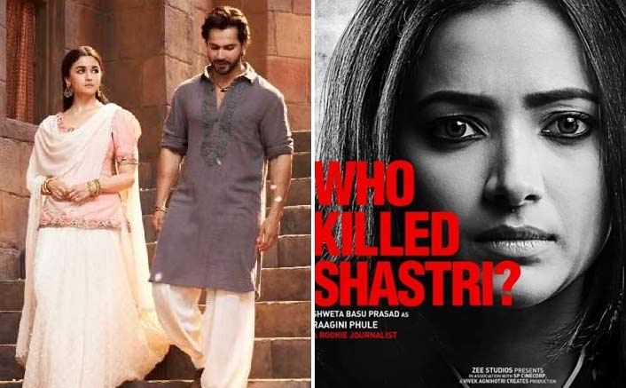 Box Office - Kalank stays low on Tuesday, The Tashkent Files grows