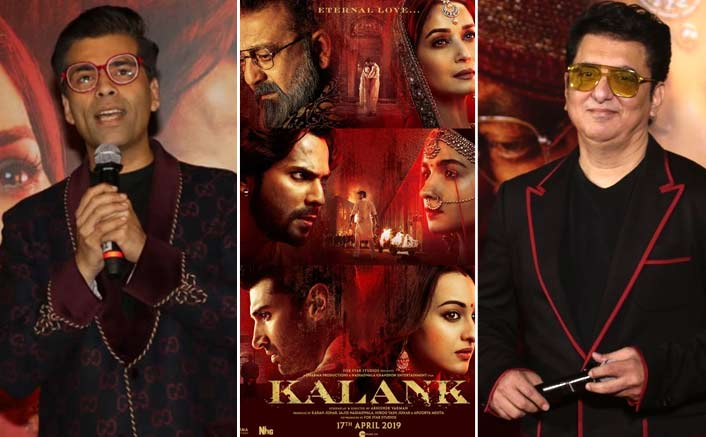 Box Office - Karan Johar and Sajid Nadiadwala's Kalank set to take a very good start