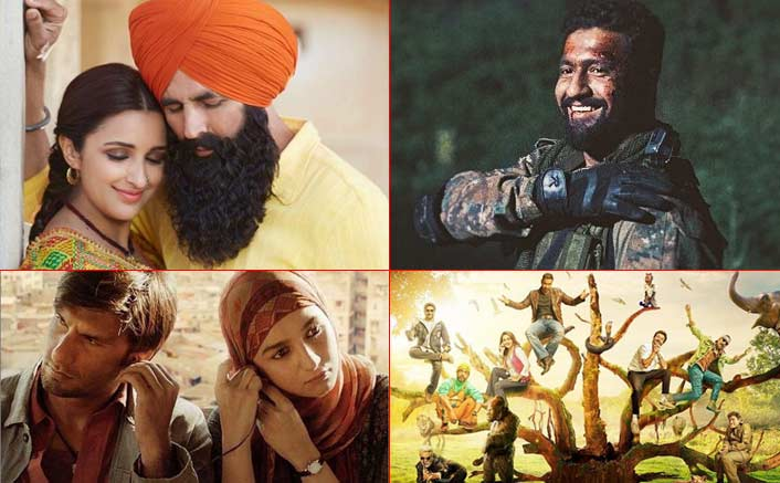 Box Office Quarterly Report 2019: With Over 1000 Crores, Records The Highest Collection Of The Decade!