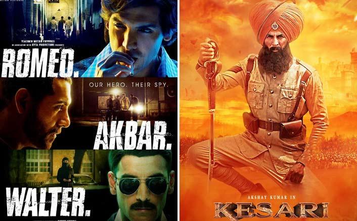 Box Office - Romeo Akbar Walter is fair, Kesari stays decent