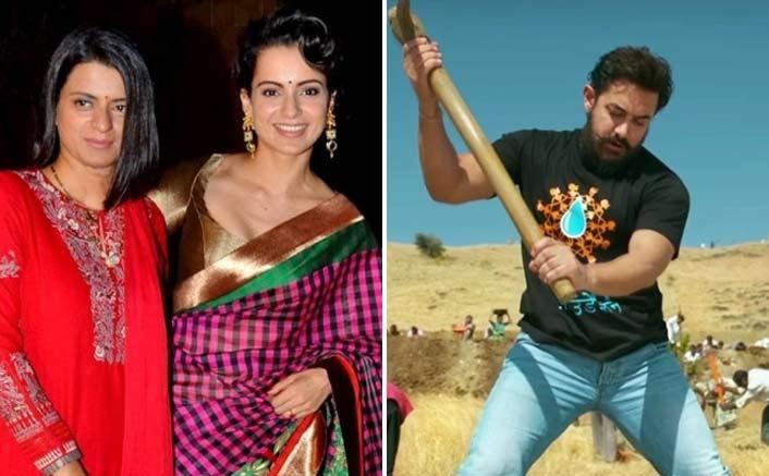 Brilliant! Kangana Ranaut and Rangoli Chandel Donate To Aamir Khan's Paani Foundation