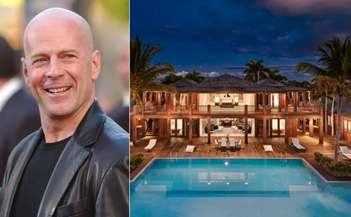 Bruce Willis' island estate worth $33 mn on sale