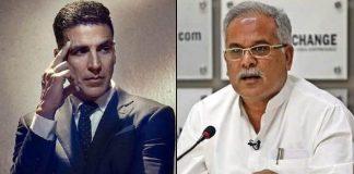 "Chattisgarh CM SLAMS Akshay Kumar: ""He Is A Canadian, Not Indian"""