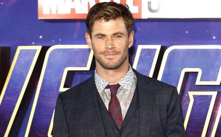 Chris Hemsworth thanks fans for love for '...Endgame'