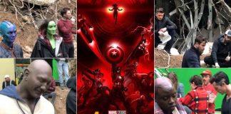 Chris Pratt's BTS Video Of Avengers: Endgame Is Everything!