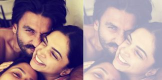 "Cuddles & Snuggles! Deepika Padukone Is ""Smashed In The Middle"" In Her Latest Instagram Pic"
