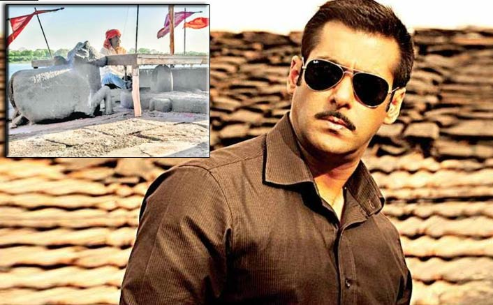 Dabangg 3: Salman Khan Clarifies On The Controversial Viral Pictures Of Shivling