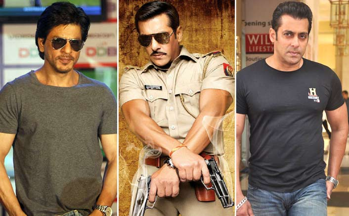 Dabangg 3: Shah Rukh Khan Will Make A Cameo In Salman Khan Starrer & It Was All Decided On A FACETIME CALL!