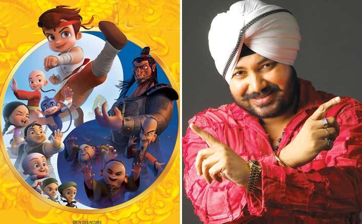 Daler Mehndi sings song for Chhota Bheem film