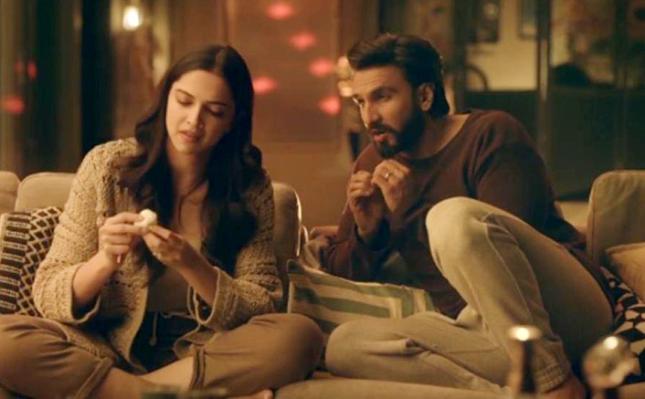 Deepika and Ranveer will make you fall in love with them all over again!