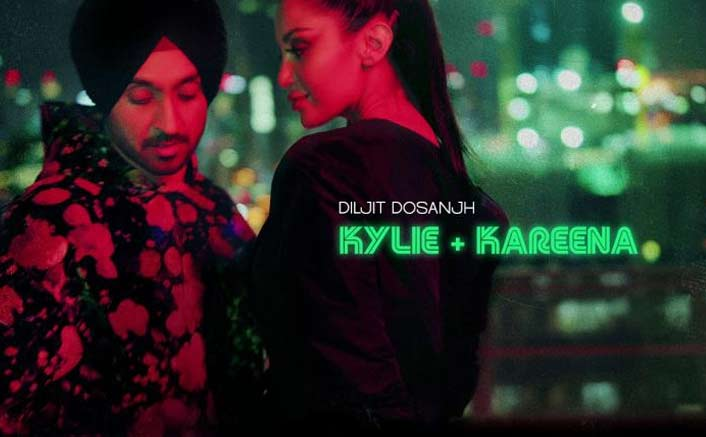 Kylie + Kareena: Diljit Dosanjh's Music Video Dedicated To Kylie Jenner & Kareena Kapoor Khan Is All About Glitz & Glamour!