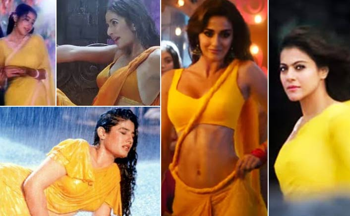 Disha Patani continues the legacy of Bollywood in hot avatar