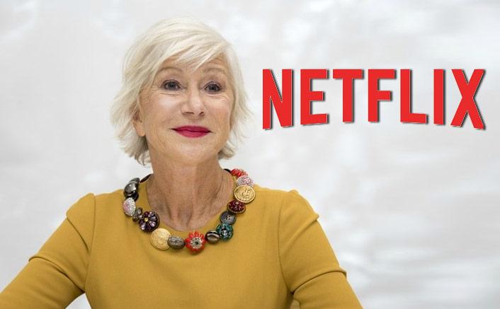 F*** Netflix: slams Mirren, talks up cinema