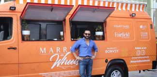 Food truck concept quite exciting: Saif Ali Khan
