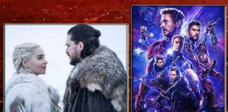 Game Of Thrones Season 8 Or Avengers: Endgame? Which Among The Two Has More Hype Around?