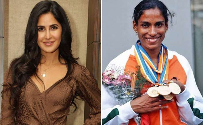 Has Katrina Kaif Really Signed PT Usha Biopic? Here's What She Has To Say