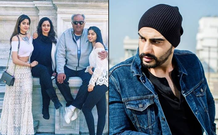 Here's Arjun Kapoor's Side Of The Story Of The Family Situation After Sridevi's Demise!