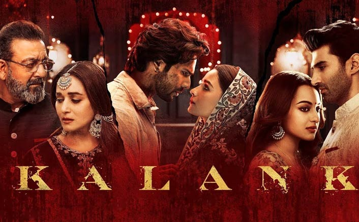Box Office - Kalank has a fair Friday