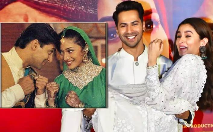 Hum Aapke Hai Koun Remake: Madhuri Dixit Wants Alia Bhatt & Varun Dhawan To Play Nisha & Prem; Here's What #VaLia Has To Say!