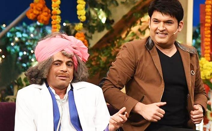 I like Sunil Grover a lot: Kapil Sharma
