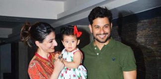 Inaaya very naughty, active kid: Soha Ali Khan