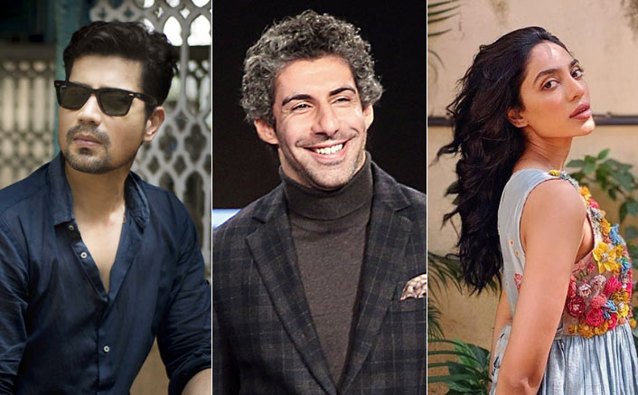 Jim Sarbh, Sobhita, Sumeet get together for TV show