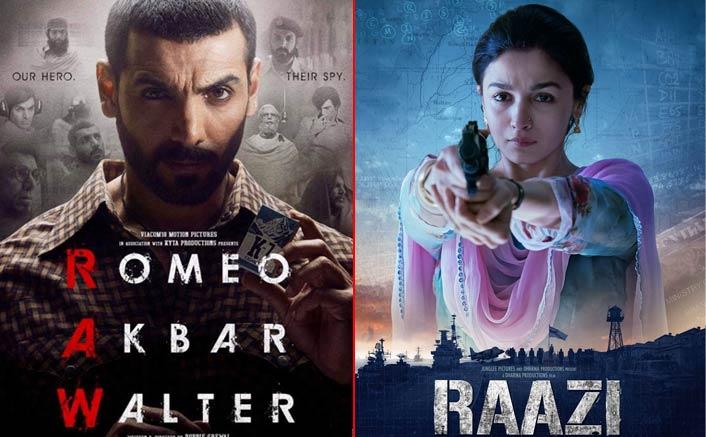 John Abraham' Romeo Akbar Walter similar to Alia Bhatt's Raazi? The truth revealed