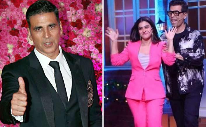 Kajol & Akshay Kumar? We Don't Know About You But She Along With BFF Karan Johar Dreamed It!
