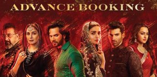 Kalank Advance Booking Update: Hyderabad Is On Fire! Mumbai & Delhi To Pick Up