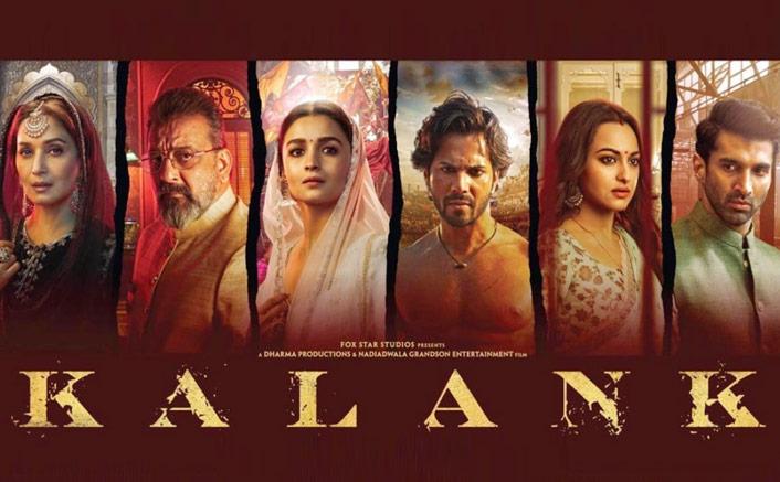 Ssrs Movie Kalank Movie Download: Kalank Movie Review: Theatre More Pardesiya