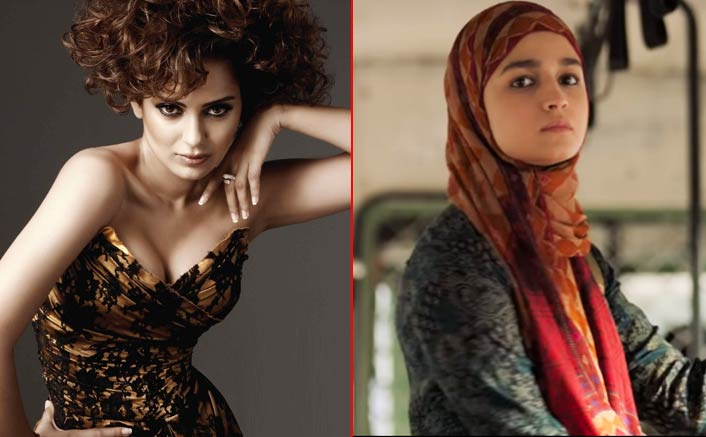 Kangana Ranaut Labels Alia Bhatt's Performance In Gully Boy As 'Mediocre'