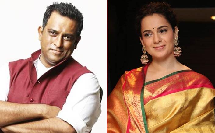 Kangana Ranaut opts out of Anurag Basu's Imali, wants to focus on her Directorial venture