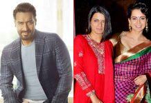Kangana Ranaut's Sister Rangoli Chandel Slams Ajay Devgn, Alleges Him For Mocking The Victims