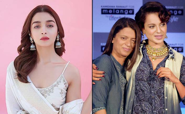 Kangana Ranaut's Sister Rangoli Is In No Mood To Leave Alia Bhatt, Attacks Her Again On Twitter