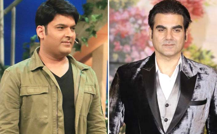 Kapil Sharma gives a heartwrenching reply to people trolling him for going in depression on QuPlay's Pinch by Arbaaz Khan